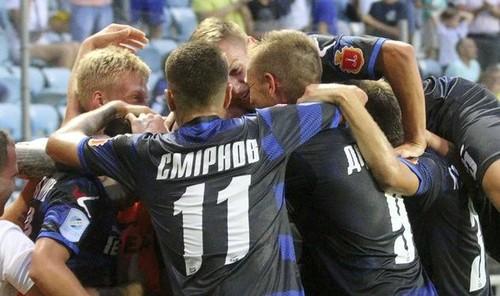 Черноморец — Десна — 1:0. Видео голов и обзор матча