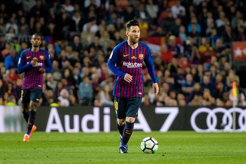 Месси – самый титулованный игрок Барселоны в истории