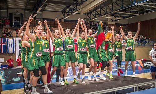 Чемпіонат Європи U-18: підсумок дивізіону В серед жінок