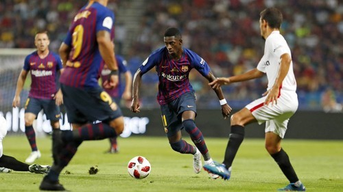 Севилья - Барселона - 1:2. Видео голов и обзор матча