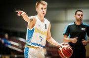 Михайло ГОРОБЧЕНКО:: «У Київ-Баскеті здійсню мрію зіграти у Суперлізі»