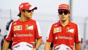 МАССА: «Алонсо такой же талантлвый, как Шумахер, но...»