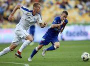 Динамо обыграло Славию и вышло в плей-офф Лиги чемпионов