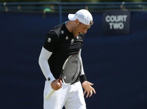Марченко проиграл на старте турнира в Ванкувере
