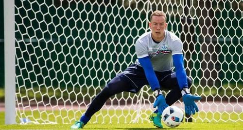 Голкипер Карабаха поделился секретом сборной Исландии