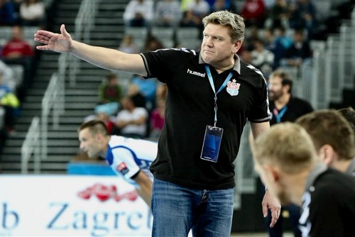 Сборную Украины по гандболу возглавил олимпийский чемпион
