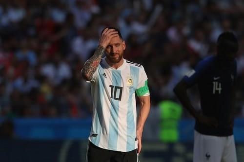Месси в этом году не планирует играть за сборную Аргентины
