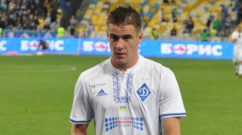 Динамо – Славия – 2:0. Гол Беседина