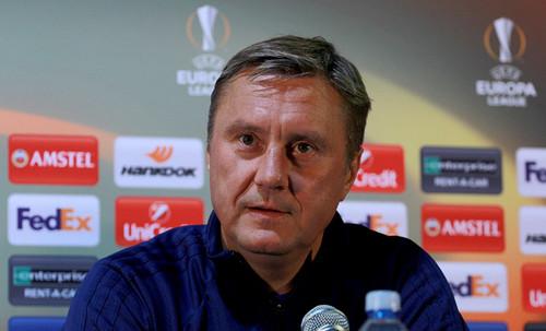 Александр ХАЦКЕВИЧ: «Оба матча со Славией были непростыми»