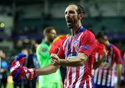 Диего Годин - второй самый титулованный футболист в истории Атлетико