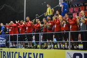 Украина сыграет с Англией в 1/4 мини-футбольного Евро