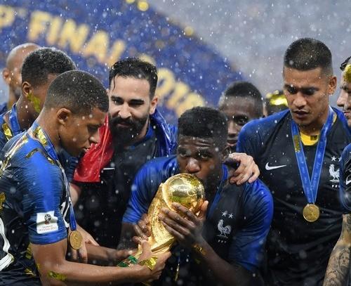 Рейтинг ФИФА. Франция поднялась на первое место, Хорватия – четвертая