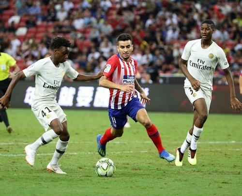 Анхель КОРРЕА: «Победа над Реалом придаст нам уверенности»