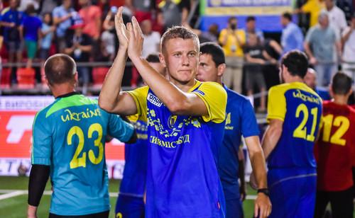 ЧЄ-2018 по міні-футболу. Україна - Бельгія - 3:0. Як це було