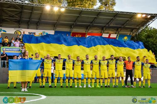 ЧЕ-2018 по мини-футболу. Украина-Черногория. Видео голов и обзор матча