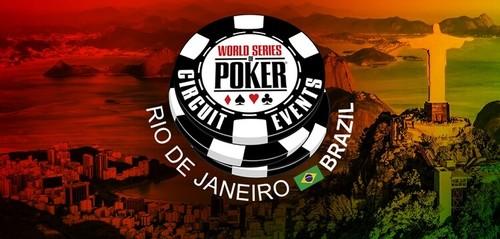 Рио-де-Жанейро пройдет WSOP Circuit