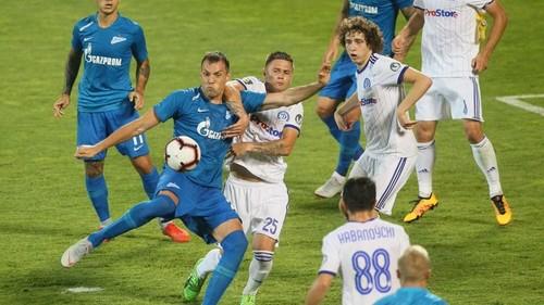 Опрос. Что на самом деле случилось в матче Зенит – Динамо?
