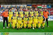 Евро-2018 по мини-футболу. Украина в серии пенальти уступила Англии