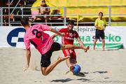 22 августа в Киеве стартует чемпионат Украины по пляжному футболу 2018
