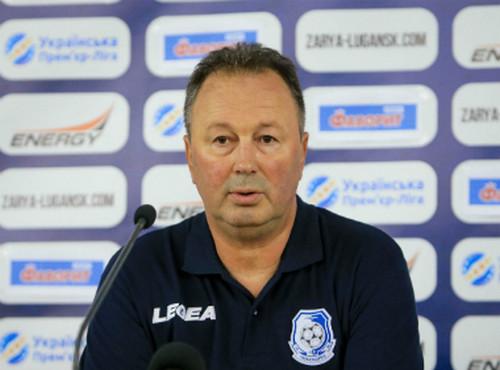 Ангел ЧЕРВЕНКОВ: «У футболистов Черноморца не было ожидаемого настроя»