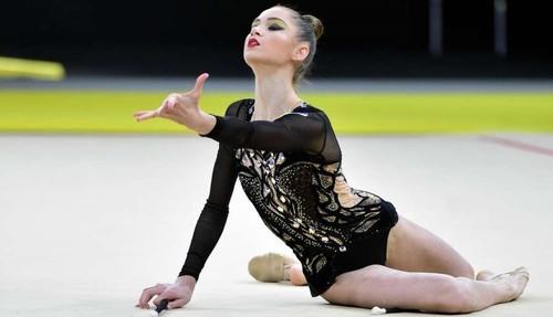Украинка Никольченко успешно стартовала на Кубке мира в Минске