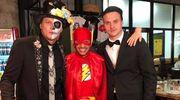 ФОТО ДНЯ: Футболисты Шахтера с размахом отметили Хэллоуин