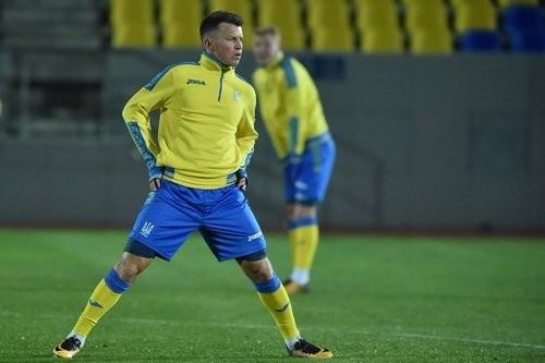 Руслан Ротань получил тренерскую лицензию