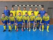 У Броварах стартував НТЗ національної збірної України з футзалу