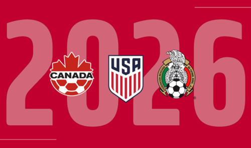 США, Канада и Мексика подали совместную заявку на проведение ЧМ-2026
