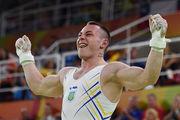 Радівілов вдруге поспіль став найкращим спортсменом місяця в Україні