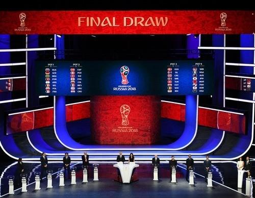 Слабая группа для России, Исландия и Хорватия вновь вместе