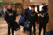 Збірна Італії з футзалу прибула до Харкова