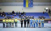 Сборные Украины и Австралии сыграют на травяном корте в Канберре