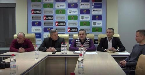 Ігор Столовицький очолив Черкаський Дніпро