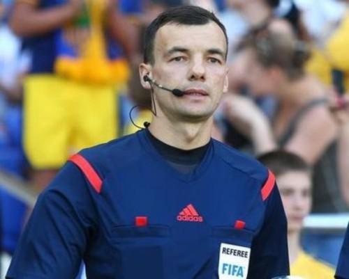 Сергій Бойко проведе матч Ліги Європи