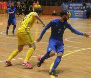 Украина в первом товарищеском матче одолела Италию