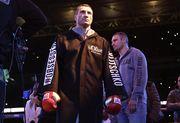 Владимир Кличко выставил на аукцион свой халат с последнего боя