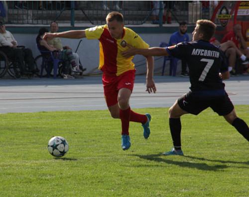 Результативная ничья в Одессе: Черноморец и Зирка забили по три мяча