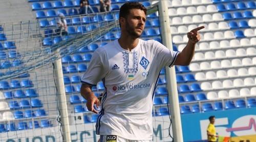 Мораес претендует на звание лучшего футболиста недели в Лиге Европы