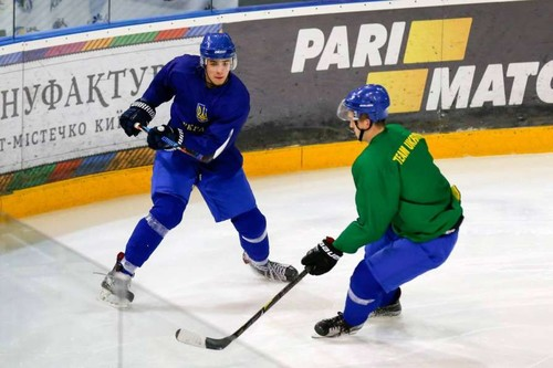 Дмитрий ЩЕРБАКОВ: «Хотим выиграть медали»