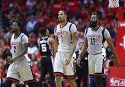 НБА. 48 очков Джеймса Хардена помогли Хьюстону победить Портленд