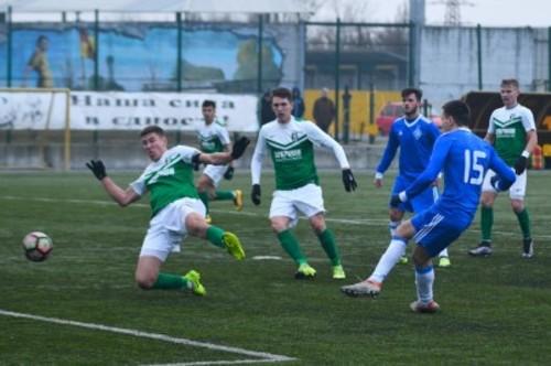 U-21: Динамо в гостях минимально одолело Александрию