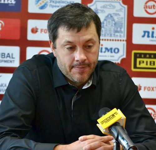 Юрій ВІРТ: «Я хотів би, щоб Василь Кобін залишився»