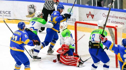 Українська молодіжка програла одноліткам зі Словенії