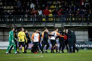 Скандал в Запорожье, отмененный банкет Олимпика и футболки в Мариуполе