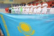 Сборная Казахстана по футзалу сыграет против сборной Украины