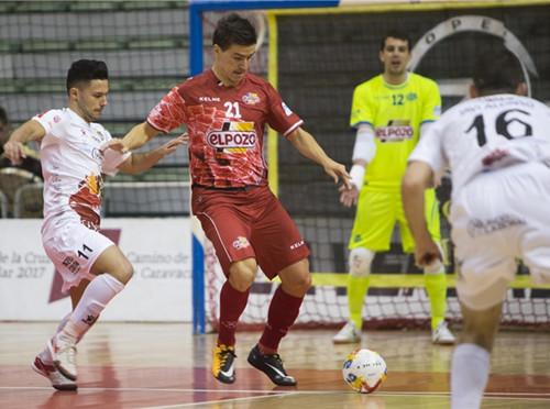 Copa de Espana: Картахена, обыграв Пальму Футзал, поборется за трофей