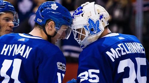 НХЛ. Сент-Луис обыграл Баффало, Торонто -Эдмонтон. Матчи воскресенья
