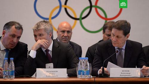 В России разрешили спортсменам выступать под нейтральным флагом