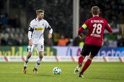 Гамбург уступил Айнтрахту, Вольфсбург отобрал очки у РБ Лейпцига